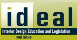 Interior Design Education and Legislation for Idaho